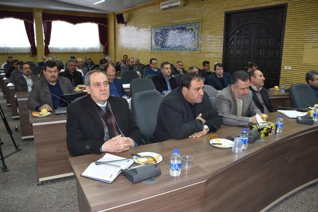 جلسه شورای اداری استان